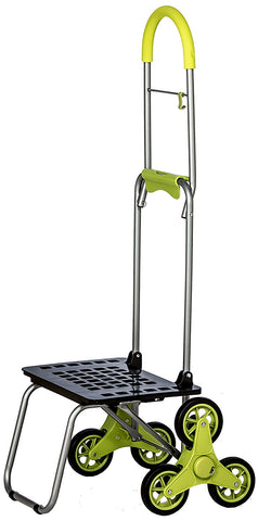 Stair Climber Bigger Mighty Max Dolly - Lime Green - Trolley Dolly  dolly - Storage & Organization,dbest products - dbest products, Inc