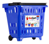 GoCart - Blue - Trolley Dolly   - Storage & Organization,dbest products - dbest products, Inc
