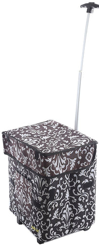 Smart Cart - Damask - Trolley Dolly  smart cart - Storage & Organization,dbest products, Inc - dbest products, Inc