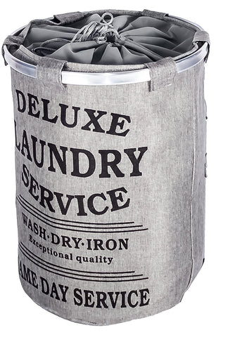 Laundry Shopping Bag - Grey - Trolley Dolly   - Storage & Organization,dbest products, Inc - dbest products, Inc