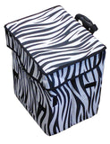 Smart Cart Gone Wild - Zebra - Trolley Dolly   - Storage & Organization,dbest products - dbest products, Inc