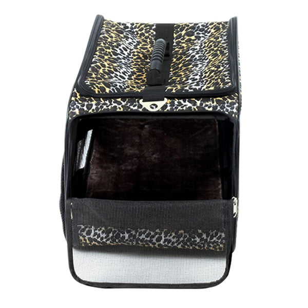 Pet Smart Cart - Leopard, Medium - Trolley Dolly   - Storage & Organization,dbest products - dbest products, Inc