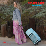 Ultra Compact Smart Cart, Extended
