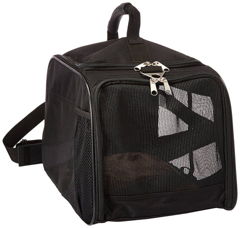 Pet Smart Cart Carrier - Black - Medium