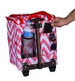 Cooler Smart Cart - Red Diamond - Trolley Dolly  cool - Storage & Organization,dbest products - dbest products, Inc