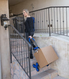 <b> Mighty Max Stairglider</b> - Blue - Trolley Dolly  Mighty Max StairGlider - Storage & Organization,dbest products, Inc - dbest products, Inc