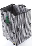 Bigger Smart Cart - Houndstooth