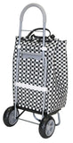 Trolley Dolly Basket Weave Black - Trolley Dolly  trolley dolly - Storage & Organization,dbest products, Inc - dbest products, Inc