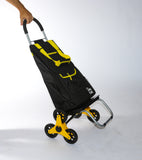 Stair Climber Trolley Dolly - Sunflower - Trolley Dolly  stair - Storage & Organization,dbest products - dbest products, Inc