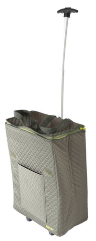 Smart Cart Travelux Shopper - Olive - Trolley Dolly   - Storage & Organization,dbest products, Inc - dbest products, Inc