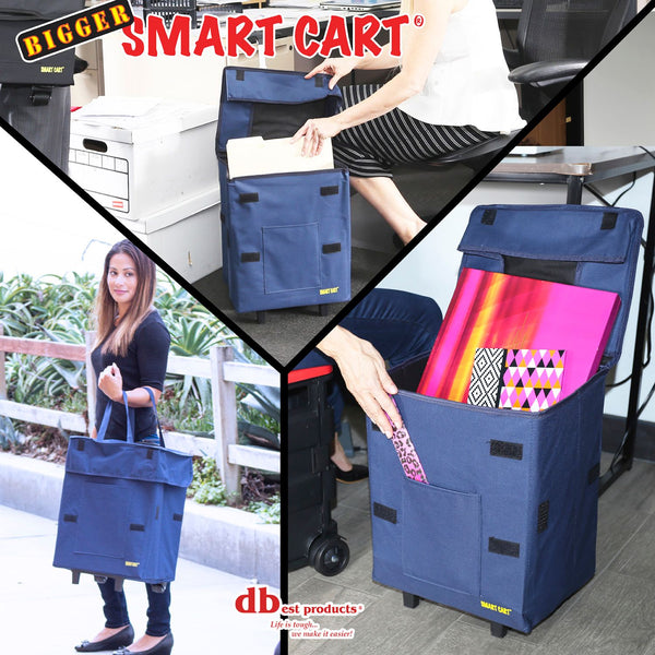 Use Case Bigger smart Cart.