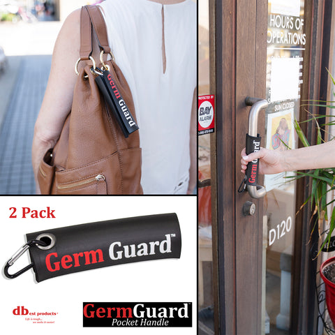 Germ Guard Pocket Handle, 2 pack