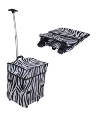 Smart Cart Gone Wild - Zebra