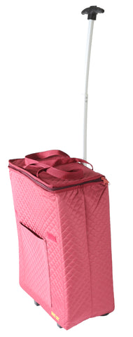 Smart Cart Travelux Shopper - Saffron - Trolley Dolly   - Storage & Organization,dbest products, Inc - dbest products, Inc