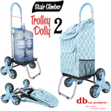 Stair Climber Trolley Dolly 2 Moroccan Tile