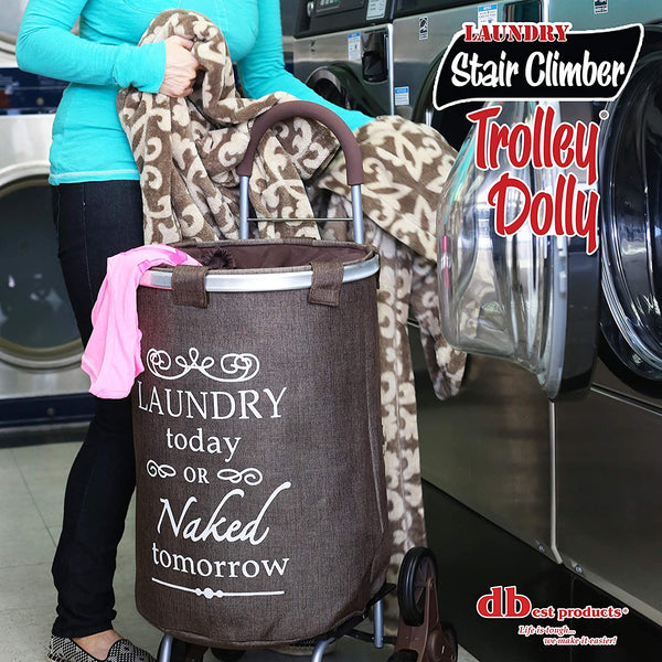 Stair Climber Laundry Trolley Dolly