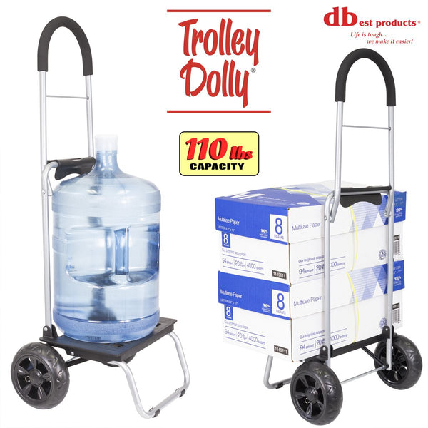Heavy duty dolly.