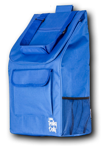 Trolley Dolly Shopping Bag Replacement - Blue