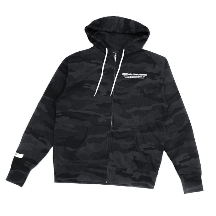 Courage Unisex Zip-Up