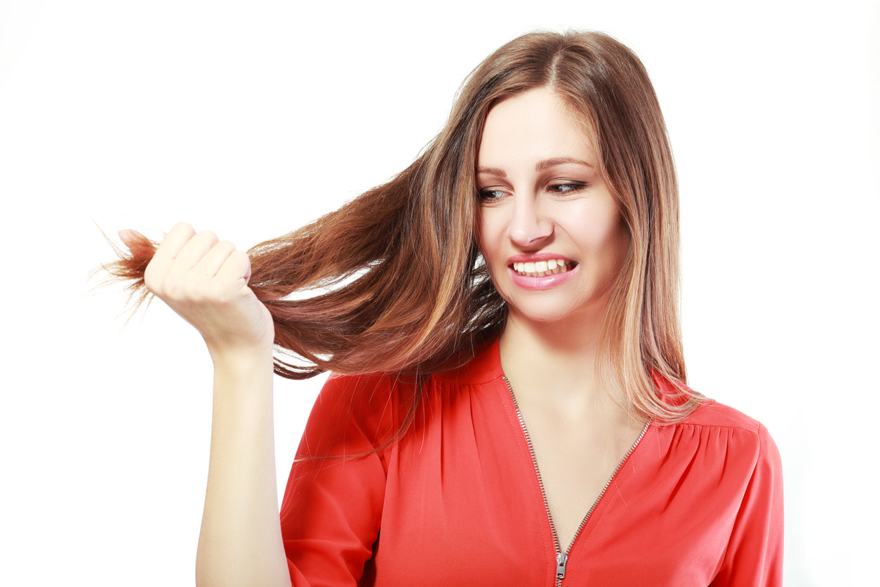 5 Reasons Why Your Hair Is Greasy