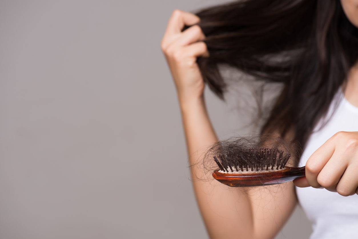 5 Reasons Why You Are Losing Your Hair