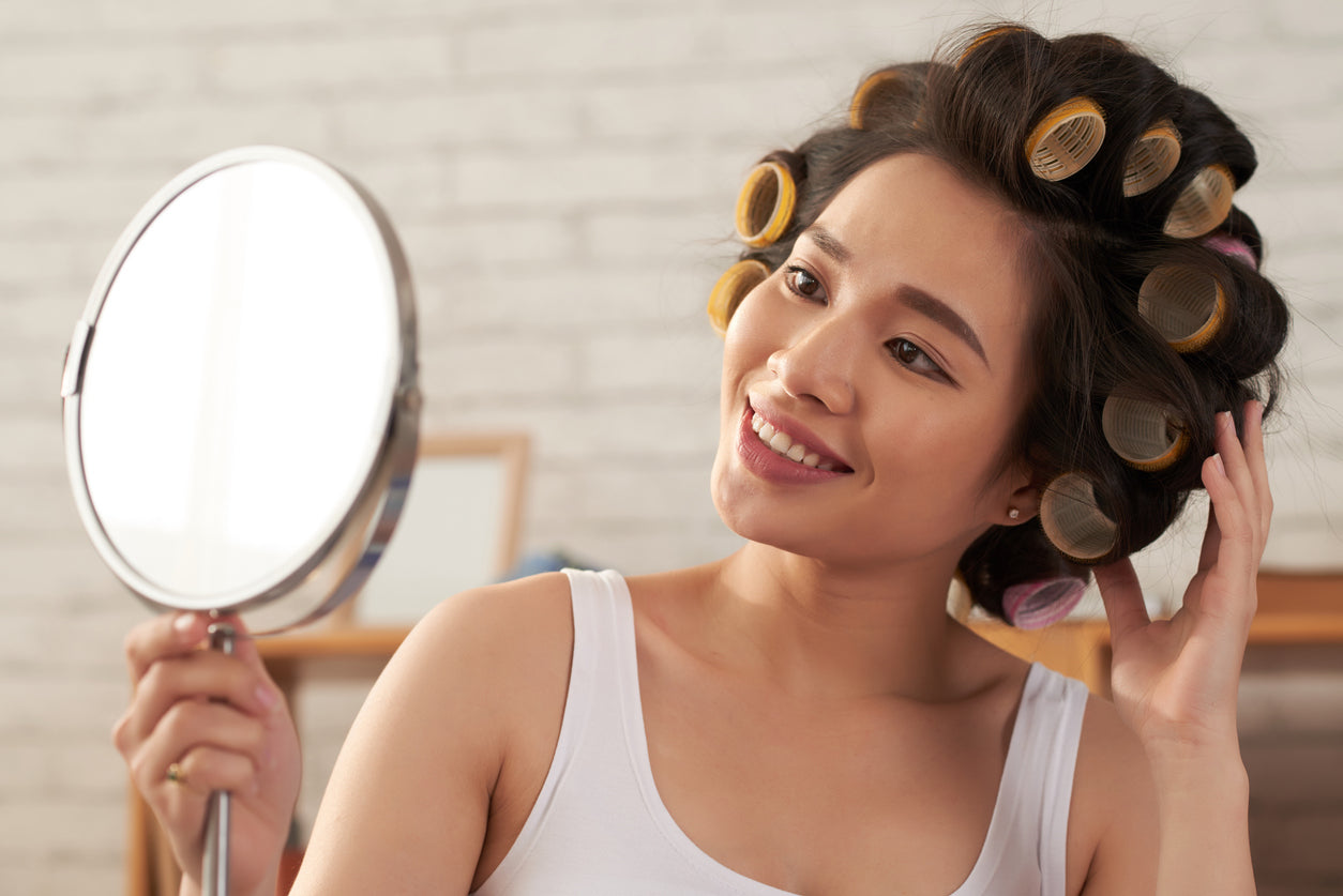 How To Get Beautiful Hair Without Heated Styling Tools