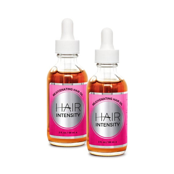 Hair Intensity Rejuvenating Hair Oil 2 Months