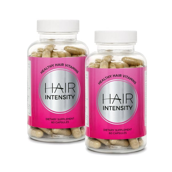Hair Intensity Healthy Hair Vitamins 2 Months