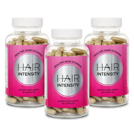 Hair Intensity Healthy Hair Vitamins 3 Month Supply