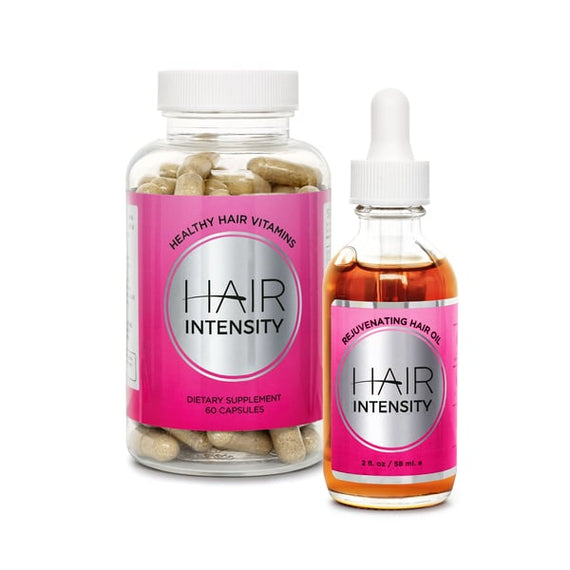 Hair Intensity Nourishing Hair Kit