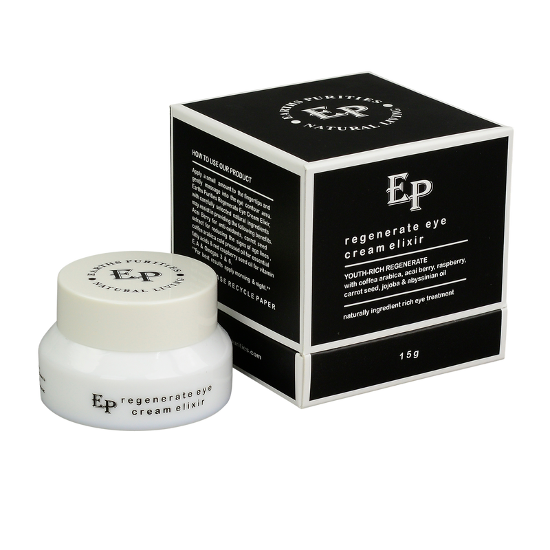 Earth Purities Regenerate Eye Cream Elixir