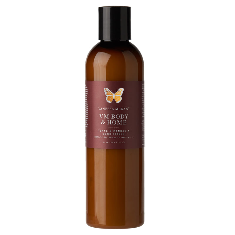 Vanessa Megan Ylang and Mandarin Conditioner 250ml