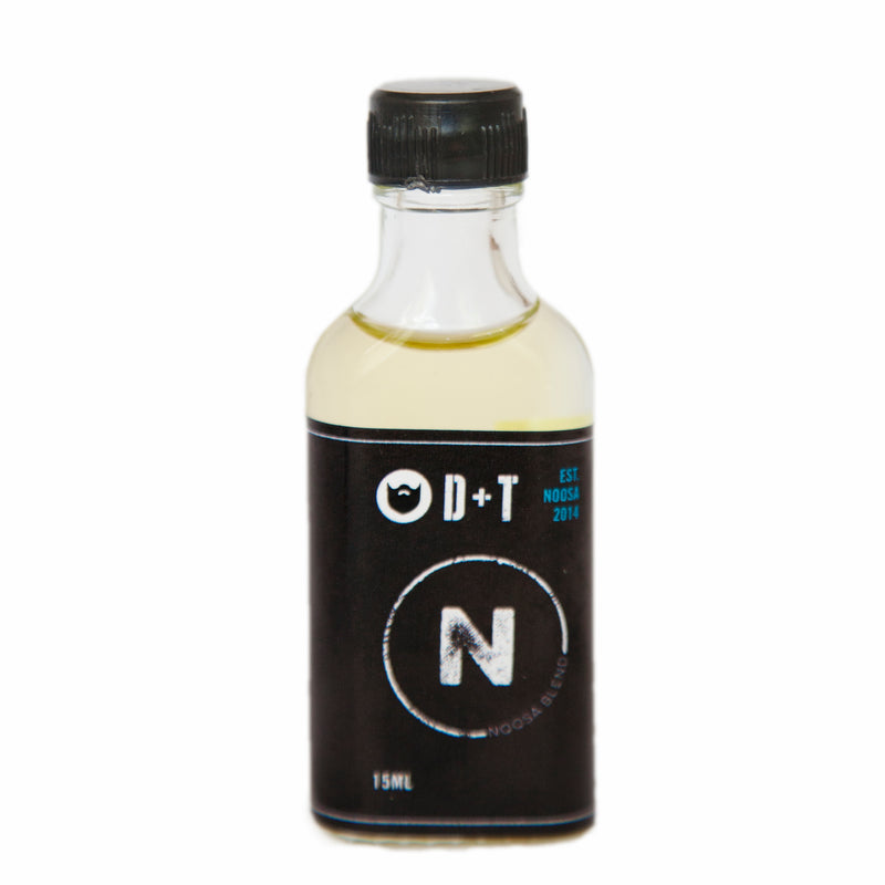 D + T Beard Oil - Noosa Blend 15ml