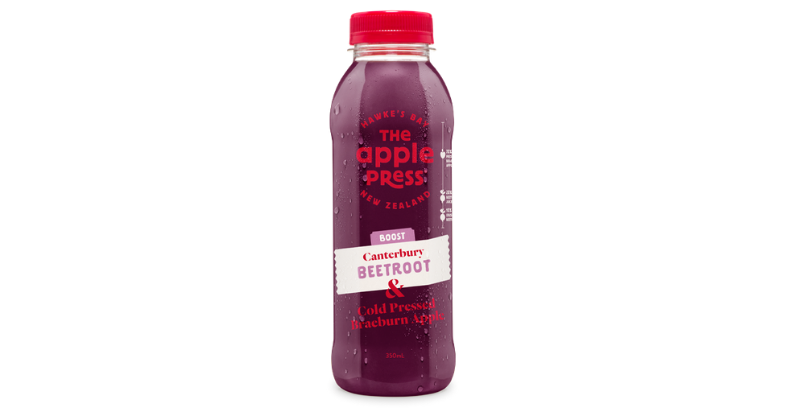 The Apple Press Apple & Beetroot Juice (800ml)