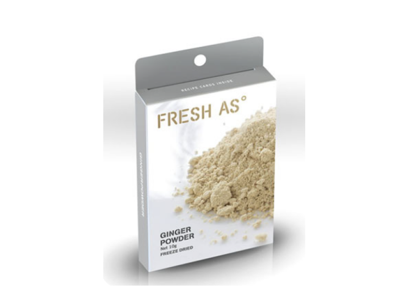 Fresh As Freeze-Dried Ginger Powder (10g)