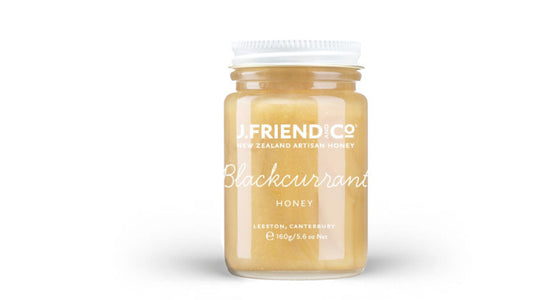 J.Friend & Co. Blackcurrant Honey (160g)