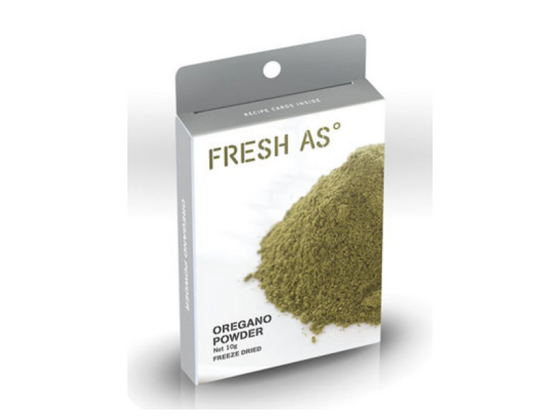 Fresh As Freeze-Dried Oregano Powder (10g)