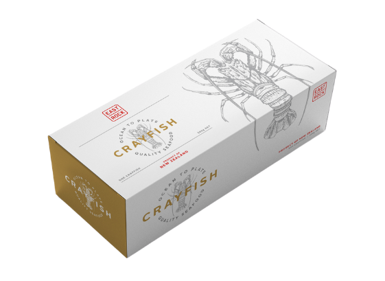 East Rock Lobster/Crayfish (Limited Offer, Frozen, min.500g)