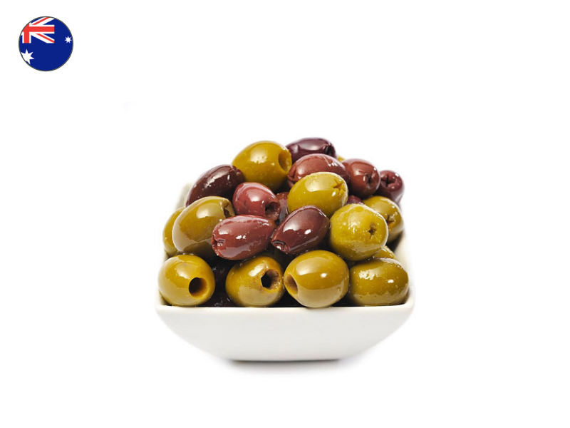 Val d'Elsa Mixed Olives (200g)