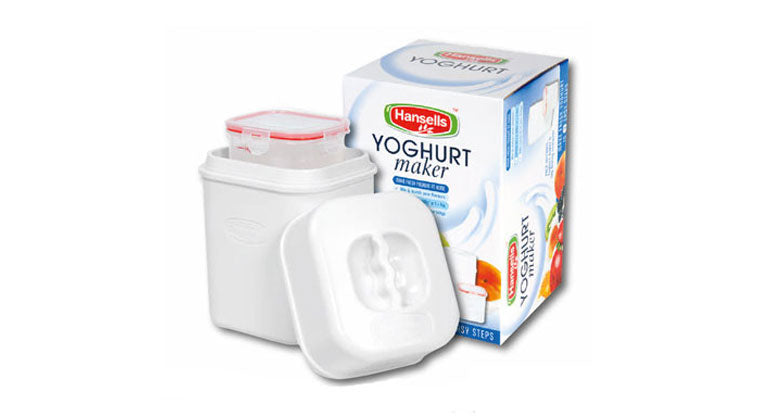 Hansells Yoghurt Maker (Full Set)