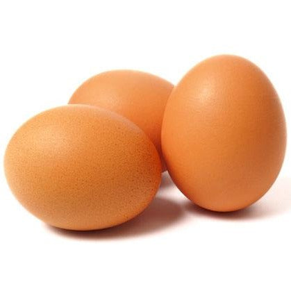 FRENZ Free-Range Organic Eggs (Case, Size 7, 180 eggs)