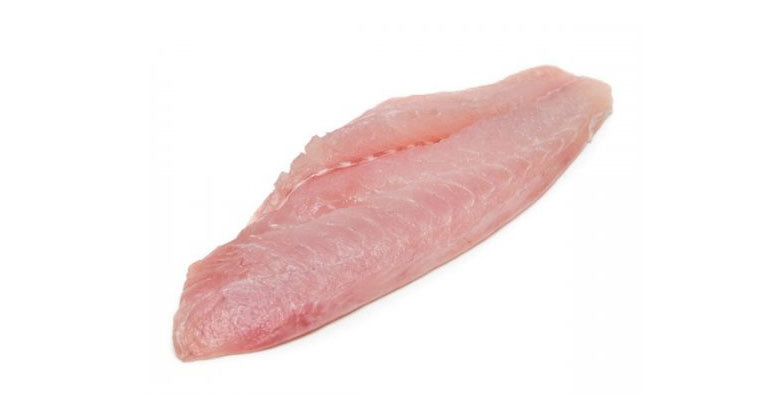 Snapper Fillets (skin off, frozen, 200g)