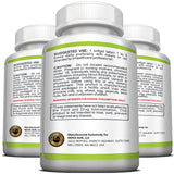 Odorless Garlic And Parsley Supplement Pills - 3 Bottles FREE SHIPPING! - Pure Healthland