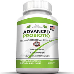 Non-GMO Probiotics Supplement For Men And Women
