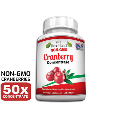 Cranberry Concentrate Supplement - Pure Healthland