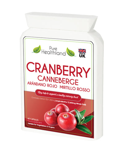 Cranberry Concentrate Supplement Tablets - Pure Healthland