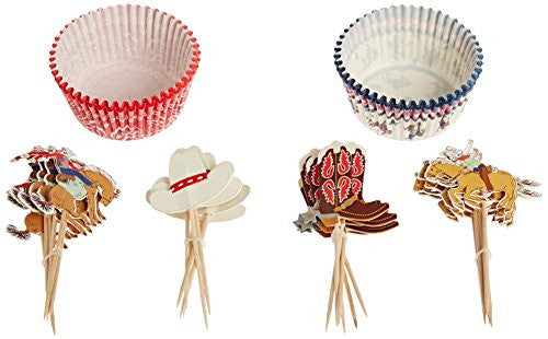 Kit de cupcake y toppers