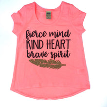 Fierce Mind, Kind Heart, Brave Spirit - LuLusLovelyTs