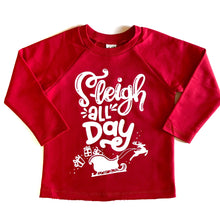 Sleigh All Day-LuLusLovelyTs-Santa Shirt-Santa Tshirt-Slay Shirt-Slay Tshirt-Slay All Day-Slaying