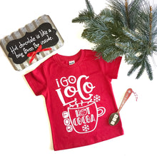 I Go Loco for Hot Cocoa - LuLusLovelyTs-Hot Cocoa Shirt-Hot Chocolate Shirt-Hot Chocolate Tshirt